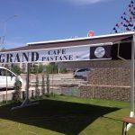 grant cafe pastane çift açılır ayaklı tente modeli