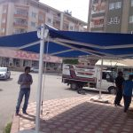 çift açılır tenteler
